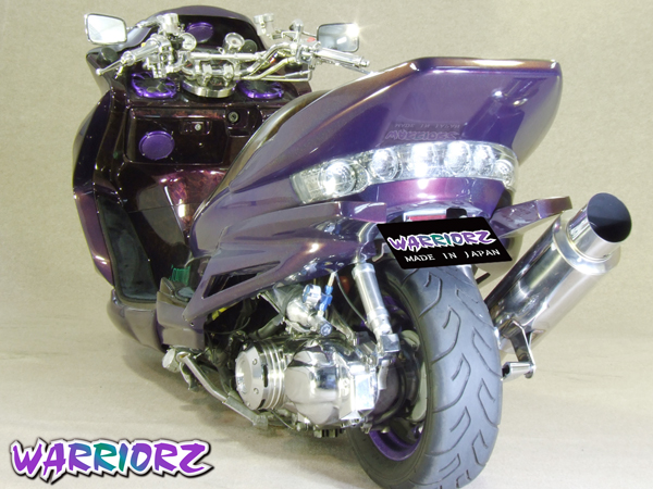 warriorz_custom parts