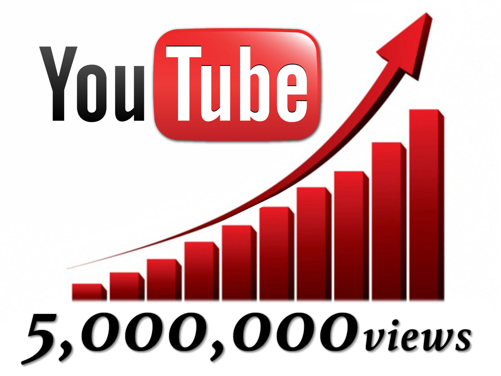 YouTube,5000000views